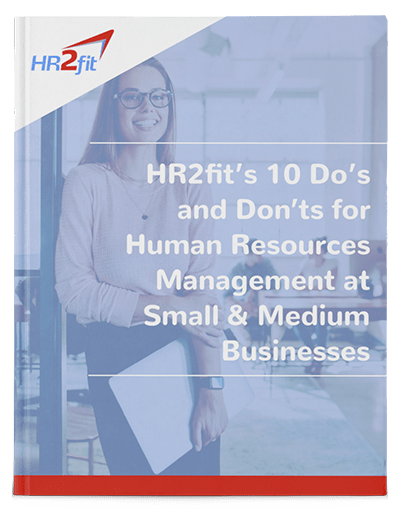 hr2fit 10 dos and don'ts for small business HR